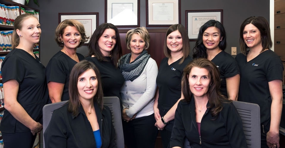 kanata dentist - Group Team Photo